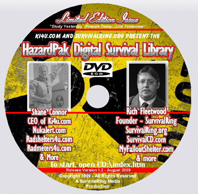 Civil Defense DVD